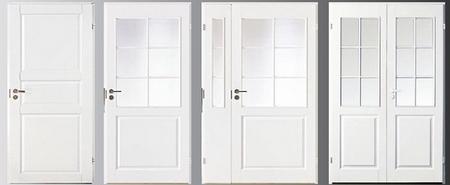 Финские мезонитовые двери