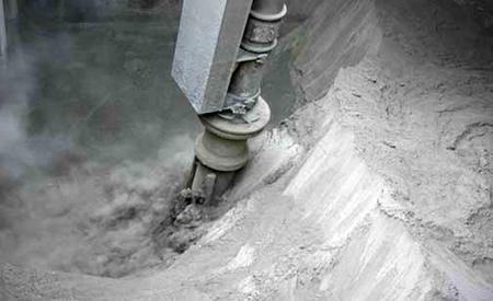 Шлакощелочной цемент