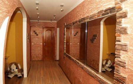 ремонт в коридоре